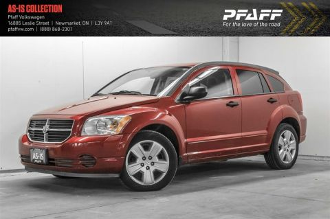 Pre-Owned 2007 Dodge Caliber SXT 4Dr Hatchback