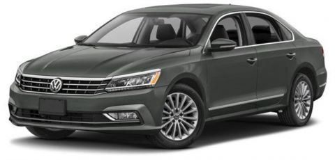 New 2017 Volkswagen Passat Comfortline 1.8T 6sp at w/ Tip Front Wheel Drive 4-Door Sedan
