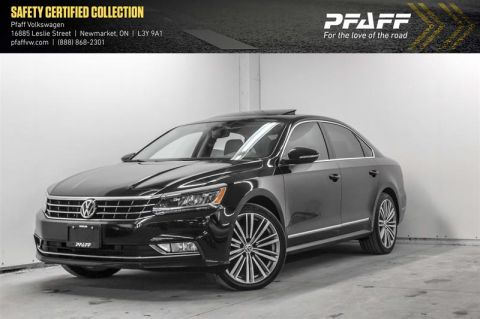 Pre-Owned 2016 Volkswagen Passat Execline 3.6L 6sp DSG at w/Tip