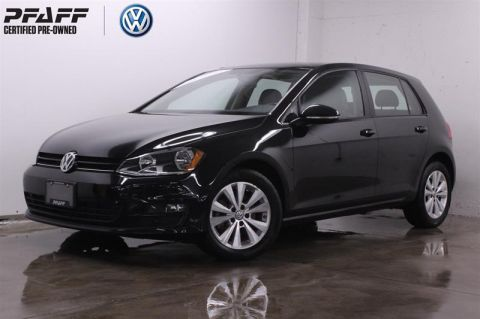 Certified Pre-Owned 2015 Volkswagen Golf 5-Dr 2.0 TDI Comfortline DSG at Tip  5-Door Hatchback