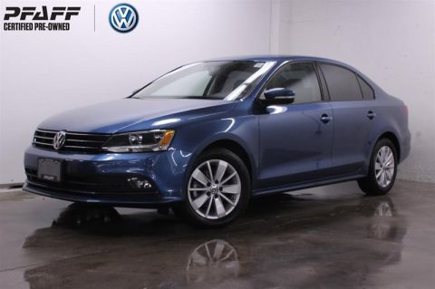 Certified Pre-Owned 2015 Volkswagen Jetta Trendline plus 2.0 TDI 6sp DSG at w/ Tip Front Wheel Drive 4-Door Sedan