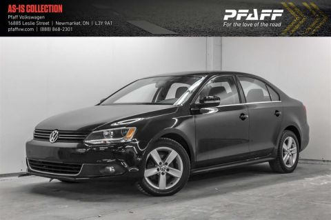 Pre-Owned 2011 Volkswagen Jetta Comfortline 2.0 TDI 6sp DSG at w/Tip
