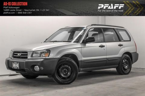 Pre-Owned 2003 Subaru Forester 2.5 X at