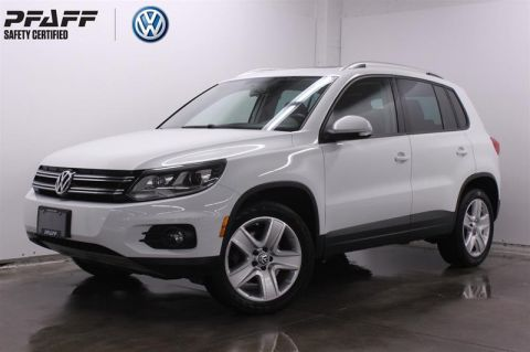 Pre-Owned 2015 Volkswagen Tiguan Comfortline 6sp at Tip 4M AWD