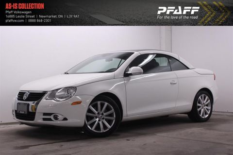 Pre-Owned 2008 Volkswagen Eos 2.0T 6sp DSG at