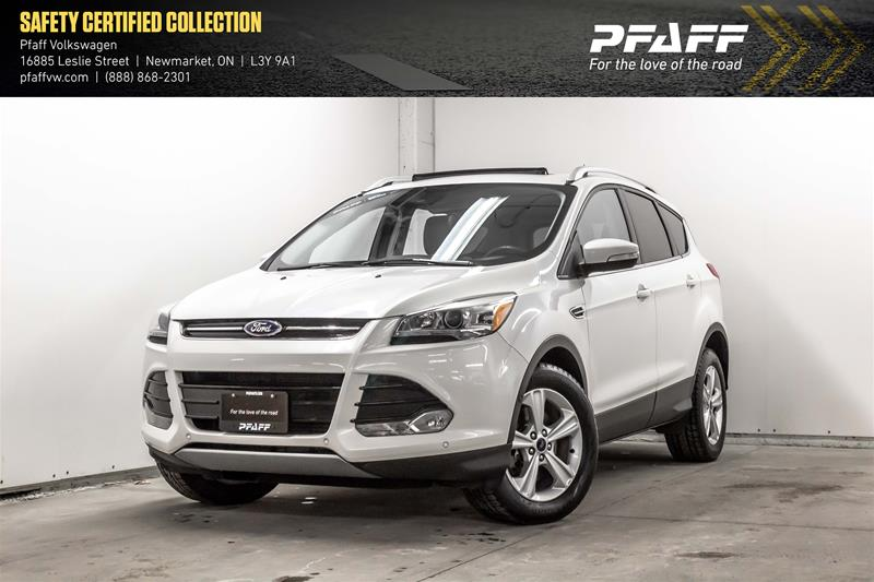 Pre-Owned 2014 Ford Escape Titanium - AWD