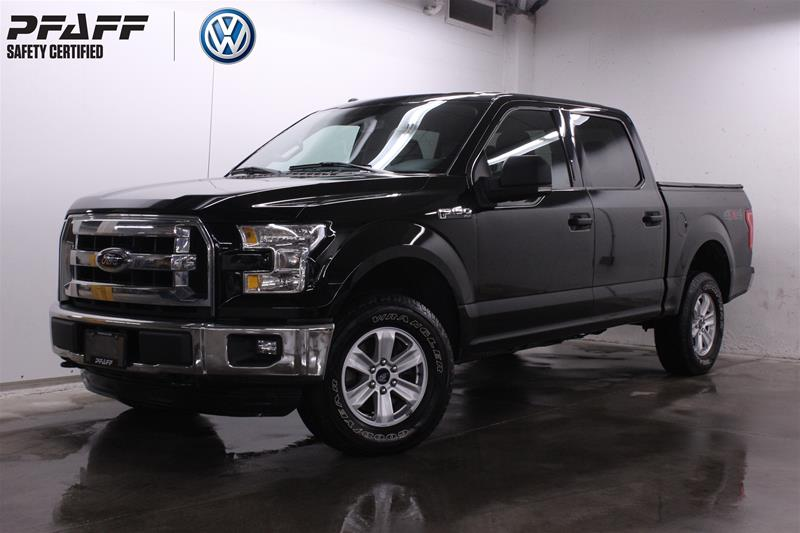 Pre-Owned 2016 Ford F150 4x4 - Supercrew XLT - 145