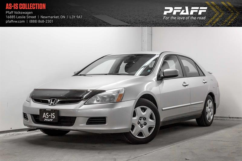 Pre-Owned 2006 Honda Accord Sedan DX 5sp at