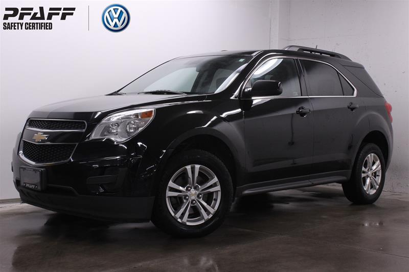 Pre-Owned 2015 Chevrolet Equinox FWD LS