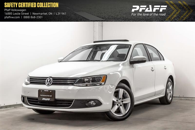 Pre-Owned 2013 Volkswagen Jetta Comfortline 2.0 TDI 6sp DSG at w/Tip