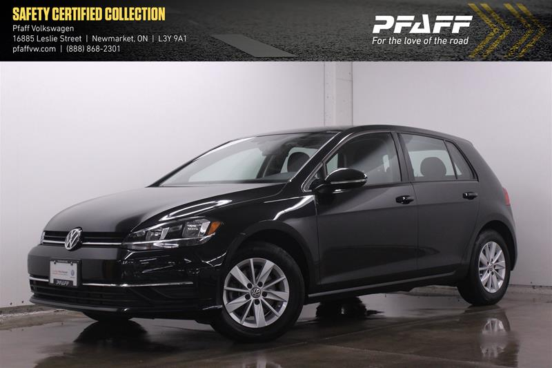 Pre-Owned 2018 Volkswagen Golf 5-Dr 1.8T Trendline 6sp at w/Tip