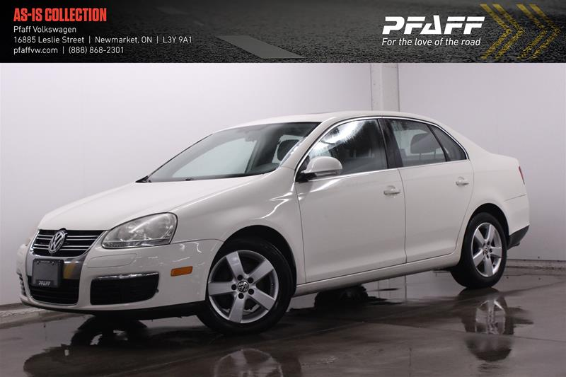 Pre-Owned 2008 Volkswagen Jetta 2.5L at Tip