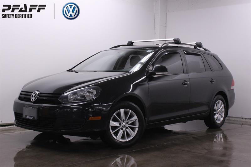 Pre-Owned 2013 Volkswagen Golf Wagon Trendline 2.5 at Tip