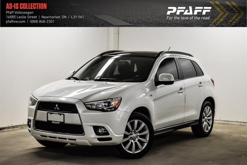 Pre-Owned 2011 Mitsubishi RVR GT 4WD CVT