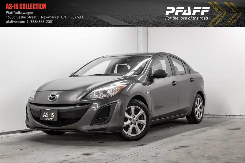 Pre-Owned 2010 Mazda3 GS at