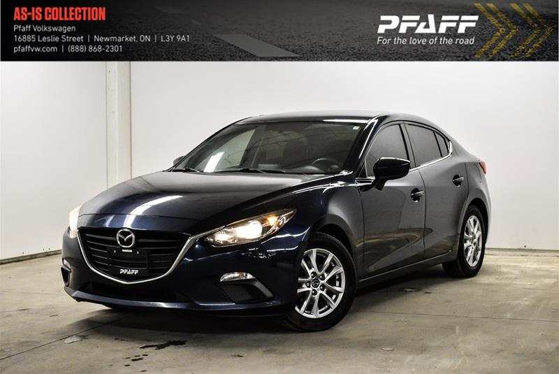 Pre-Owned 2014 Mazda3 Sport GS-SKY at