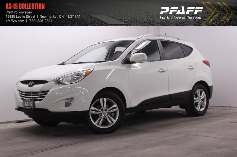 Pre-Owned 2011 Hyundai Tucson GLS FWD at