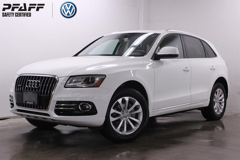 Pre-Owned 2014 Audi Q5 2.0 8sp Tiptronic Progressiv