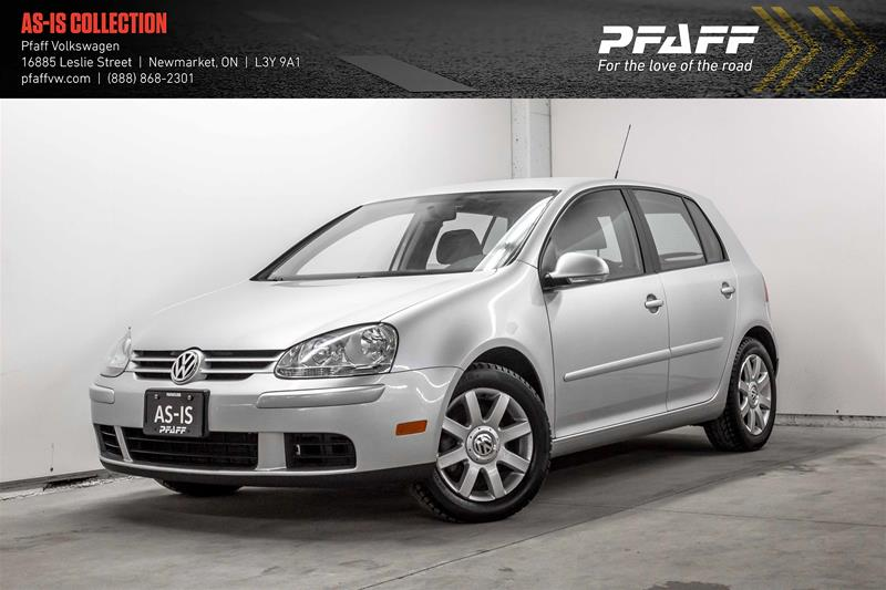 Pre-Owned 2008 Volkswagen Rabbit 5Dr 2.5 at