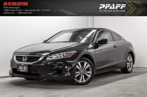 Pre-Owned 2010 Honda Accord Coupe EX-L at