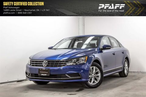 Pre-Owned 2016 Volkswagen Passat Trendline plus 1.8T 6sp at w/ Tip