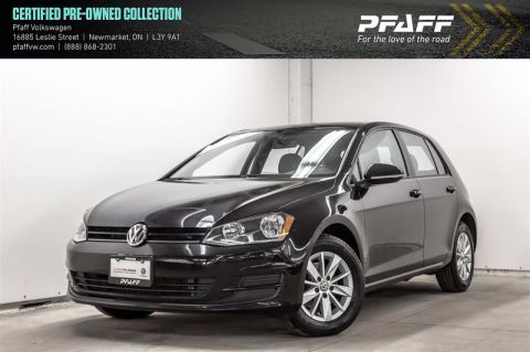 Certified Pre-Owned 2016 Volkswagen Golf 5-Dr 1.8T Trendline 6sp at w/Tip