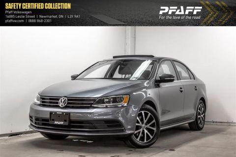 Pre-Owned 2016 Volkswagen Jetta Comfortline 1.8T 6sp at w/ Tip