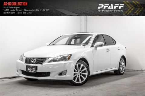 Pre-Owned 2009 Lexus IS250 AWD 6A