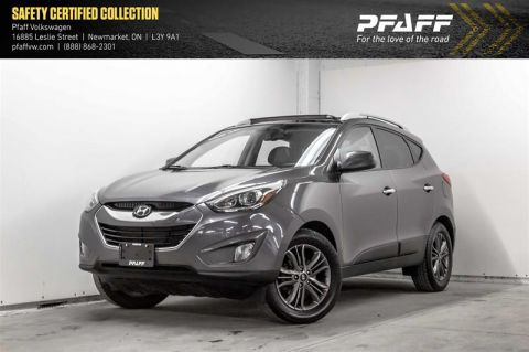 Pre-Owned 2014 Hyundai Tucson GLS AWD at