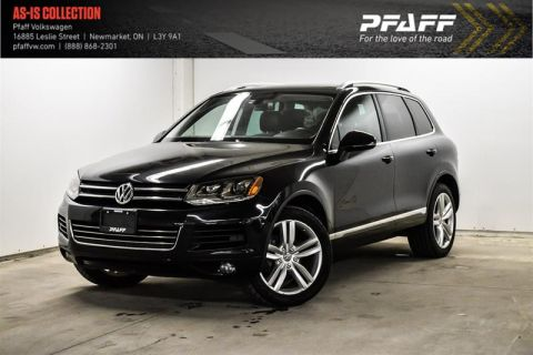 Pre-Owned 2013 Volkswagen Touareg Execline 3.6L 8sp at Tip 4M