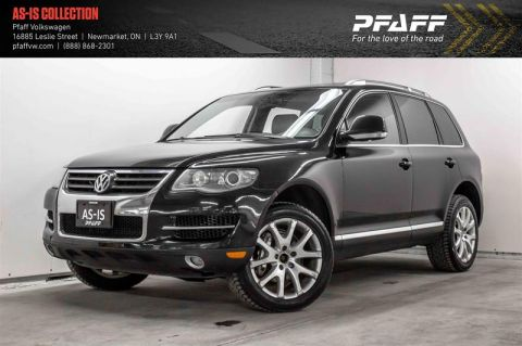 Pre-Owned 2008 Volkswagen Touareg V6 6sp at Tip